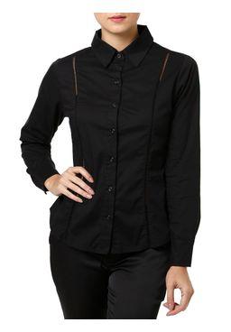 Camisa-Manga-Longa-Feminina-Preta