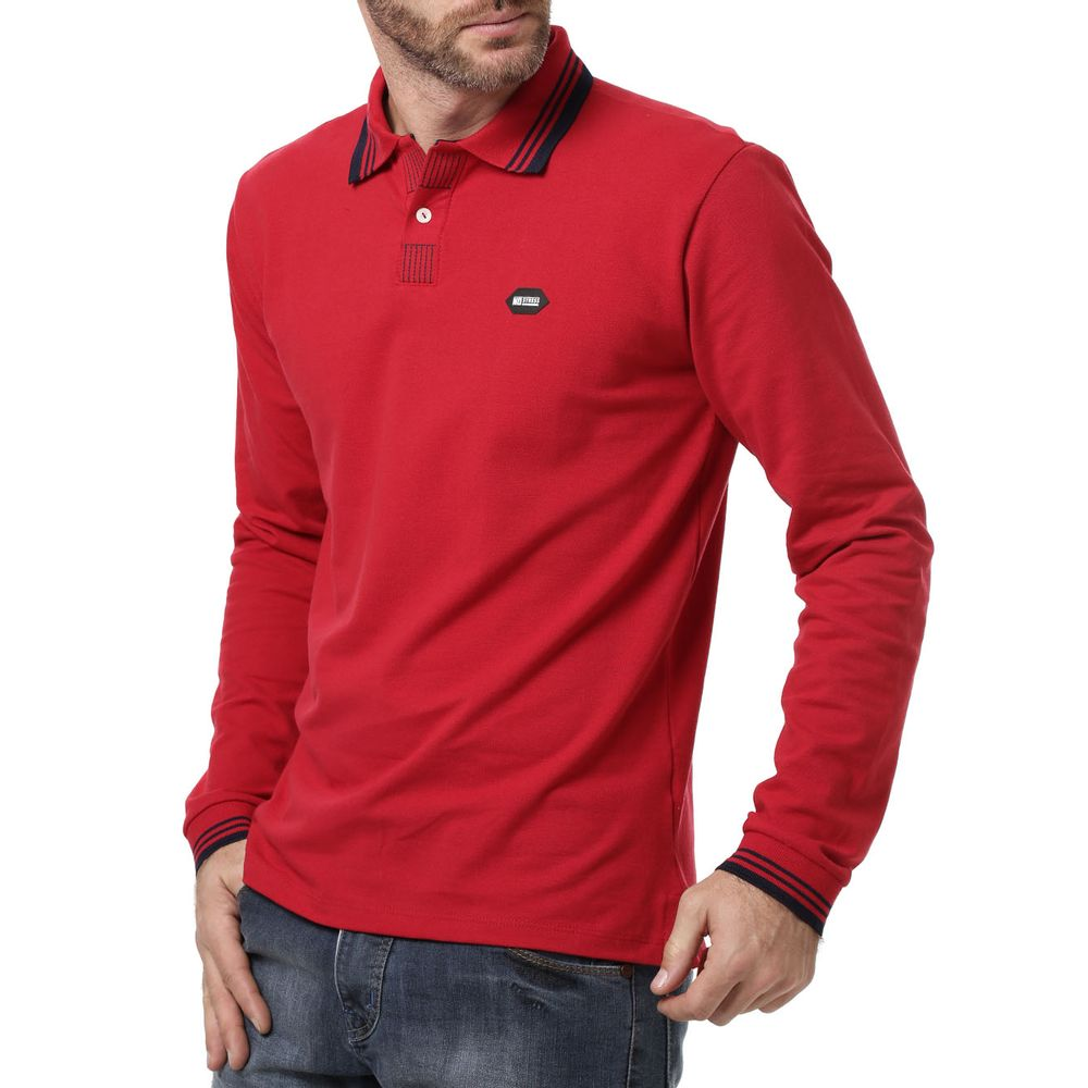 Camisa Oakley Polo Manga Longa  3c7dac4458d7c