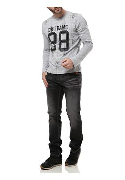 Calca-Jeans-Masculina-Sawary-Preto