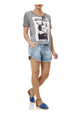 Blusa-Manga-Curta-Feminina-Autentique-Preto-Off-White