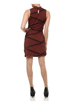 Vestido-Curto-Feminino-Laranja
