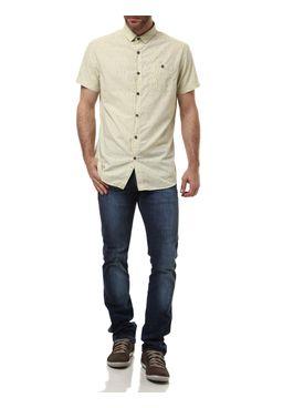 Camisa-Manga-Curta-Masculina-Amarelo