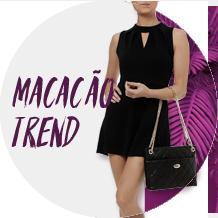 Macacão Trend