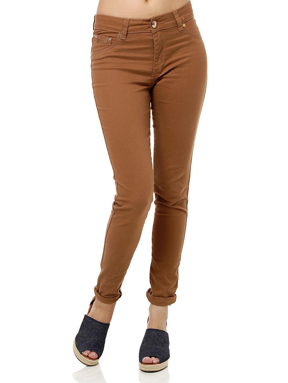 Calça Jeans Feminina Caramelo 48