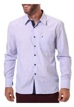 Camisa-Manga-Longa-Masculina-Branca-Azul