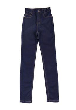 Calca-Jeans-Moletom-Juvenil-para-Menina-Azul-