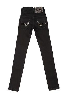 Calca-Jeans-Juvenil-para-Menina---Preto