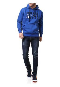 Moletom-Fechado-Masculino-Gangster-Azul-