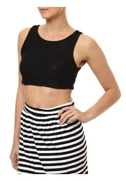 Top-Cropped-Feminino-com-Renda-Autentique-Preto