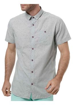 Camisa-Manga-Curta-Masculina-Verde