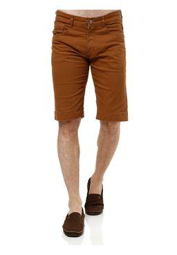 Bermuda-Jeans-Masculina-Caramelo