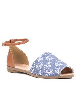 Sandalia-Rasteira-Feminina-Bebece-Azul-Marrom