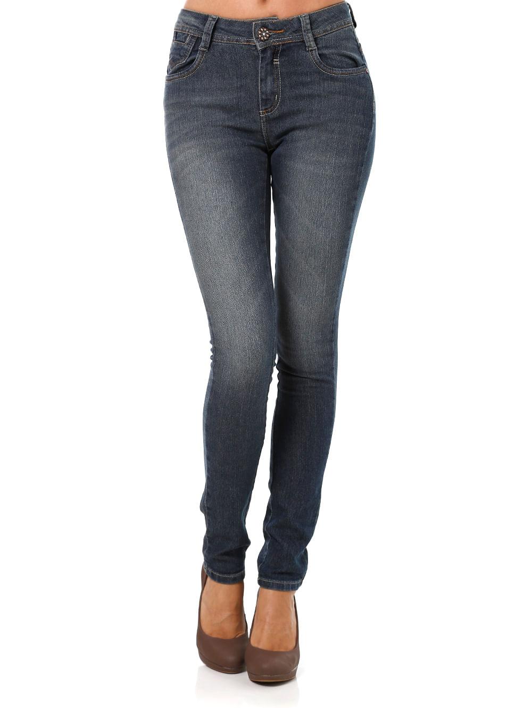 Calça Jeans Feminina Autentique Skinny 40