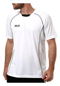 Camiseta-Manga-Curta-Masculina-Fila-Piane-Branca