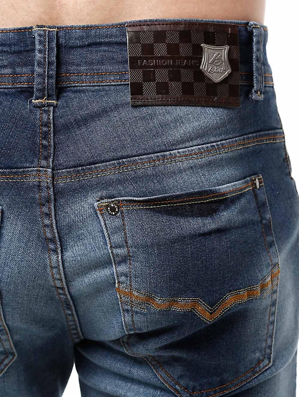 Calça Jeans Masculina Bivik Azul 38