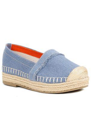 Sapatilha-Jeans-Feminina-Bebece-Azul-Bege