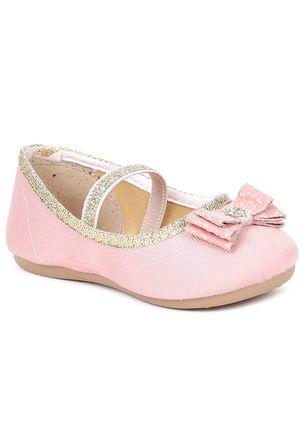 Sapato-para-Bebe-Menina-Frozen---Rosa