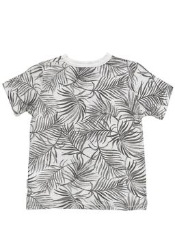 Camiseta-Manga-Curta-Infantil-para-Menino---Branco-