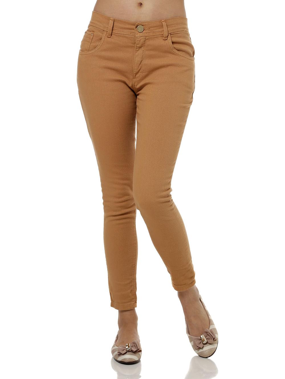 Calça Jeans Feminina Zune Capri 38