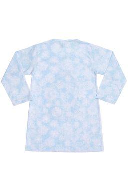 Camisola-Infantil-para-Menina---Azul