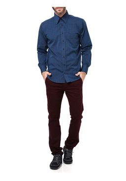 Camisa-Manga-Longa-Masculina-Di-Marcus-Azul