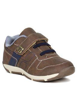 Sapato-Infantil-para-Menino---Marrom
