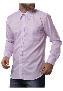 Camisa-Manga-Longa-Masculina-Optimist-Rosa