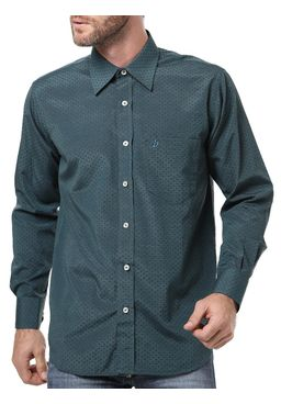 Camisa-Manga-Longa-Masculina-Di-Marcus-Verde