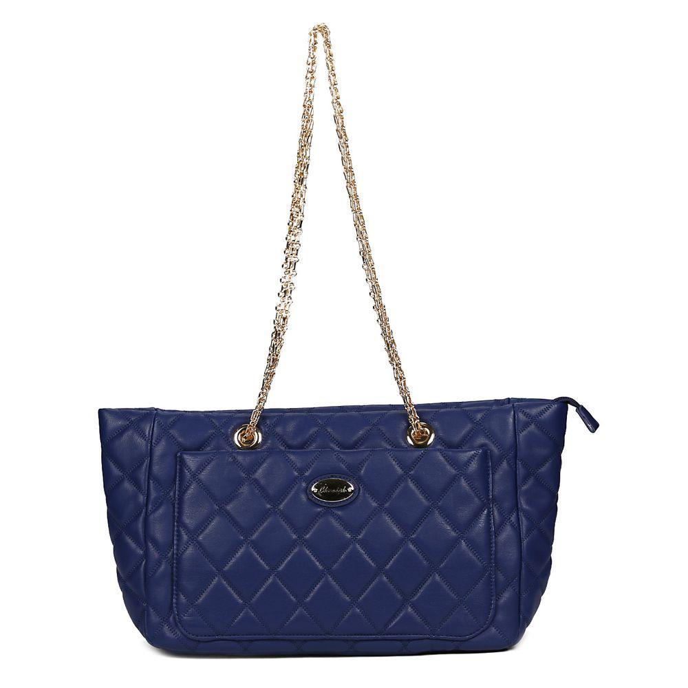 Bolsa Feminina Azul Marinho : Bolsa feminina azul marinho lojas pompeia