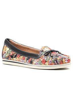 Sapato-Mocassim-Feminino-Bottero-Floral-Preto