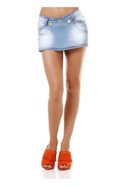 Short-Saia-Jeans-Feminino-Azul