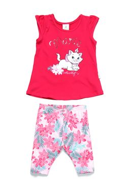 Conjunto-Infantil-para-Bebe-Menina-Disney-Baby-Rosa