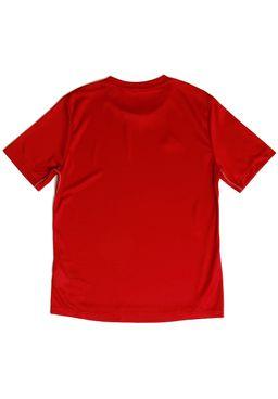Camiseta-Manga-Curta-Infantil-para-Menino-Adidas-Treino-Core-Vermelha