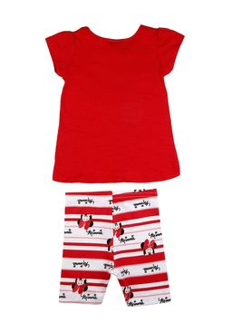Conjunto-Infantil-para-Bebe-Menina-Disney-Baby-Vermelho