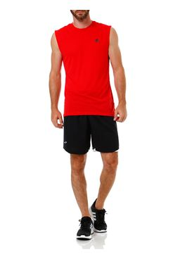 Camiseta-Regata-Masculina-Adidas-Vermelha-Preta