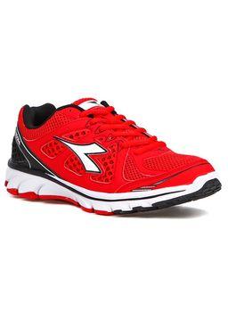 Tenis-Esporte-Masculino-Diadora-Power-Vermelho-Preto