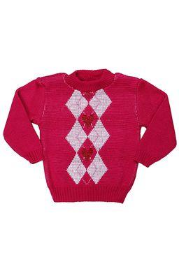 Sueter-Infantil-para-Bebe-Menina---Pink