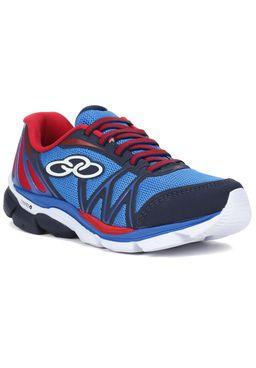 Tenis-Infantil-Masculino-Olympikus-Wee-Azul-Marinho-Vermelho