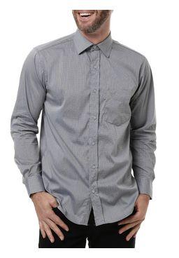 Camisa-Manga-Longa-Masculina-Chumbo