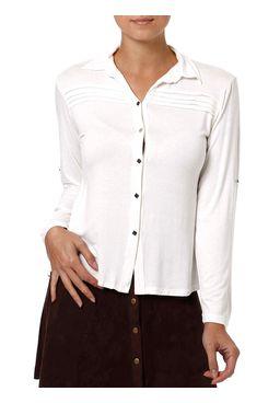 Camisa-Manga-Longa-Feminina-com-Regulador-Off-White