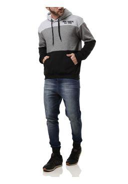 Calca-Jeans-Moletom-Masculina-Jogger-Azul
