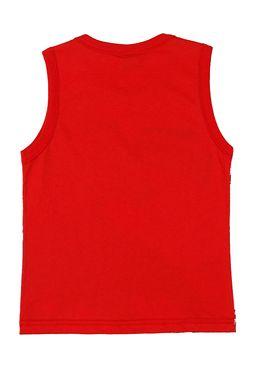 Camiseta-Regata-Infantil-Para-Menino-Justice-League---Vermelho