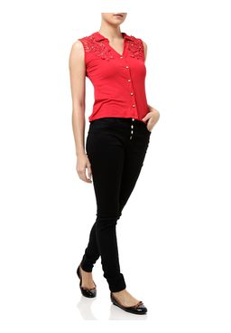 Camisa-Regata-Feminina-Vermelho