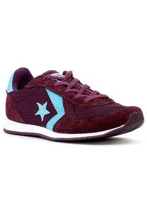 Tenis-Casual-Feminino-Converse-Arizona-Racer-Azul-marinho-roxo