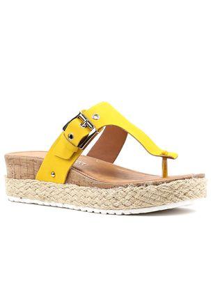 Tamanco-Feminino-Dakota-Amarelo