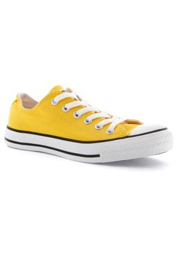 Tenis-Casual-Converse-Basket-Low-Amarelo