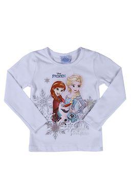 Blusa-Manga-Longa-Infantil-para-Bebe-Menina-Frozen---Branca