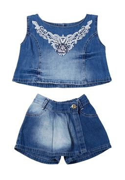 Conjunto-Jeans-Infantil-Para-Menina