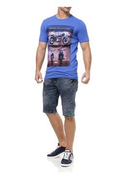Bermuda-Jeans-Masculina