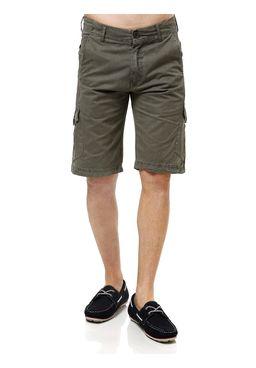 Bermuda-Jeans-Masculina-Gangster-Cinza